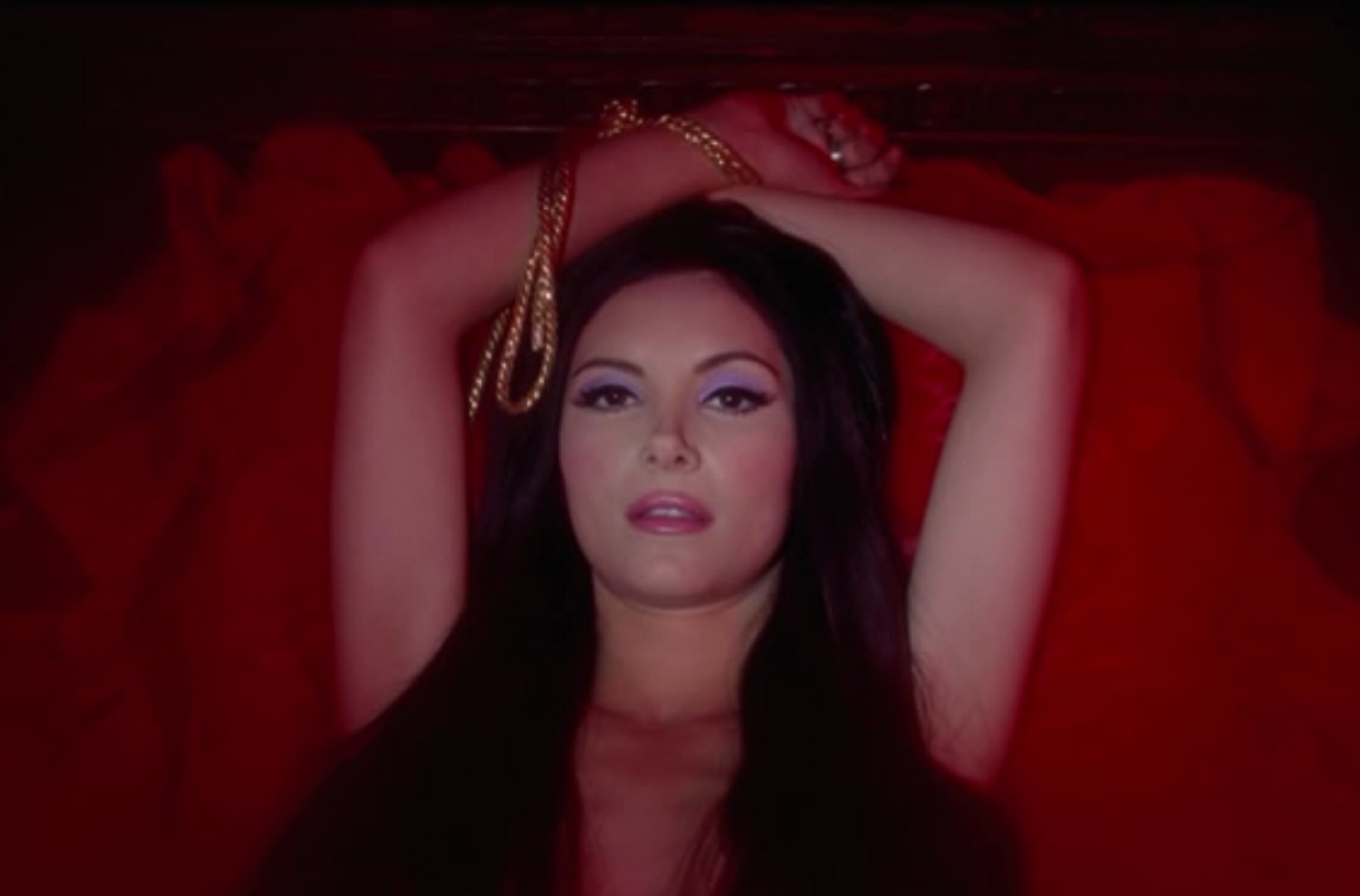 "Still from ""The Love Witch"" by Anna Biller //  Oscilloscope Laboratories"
