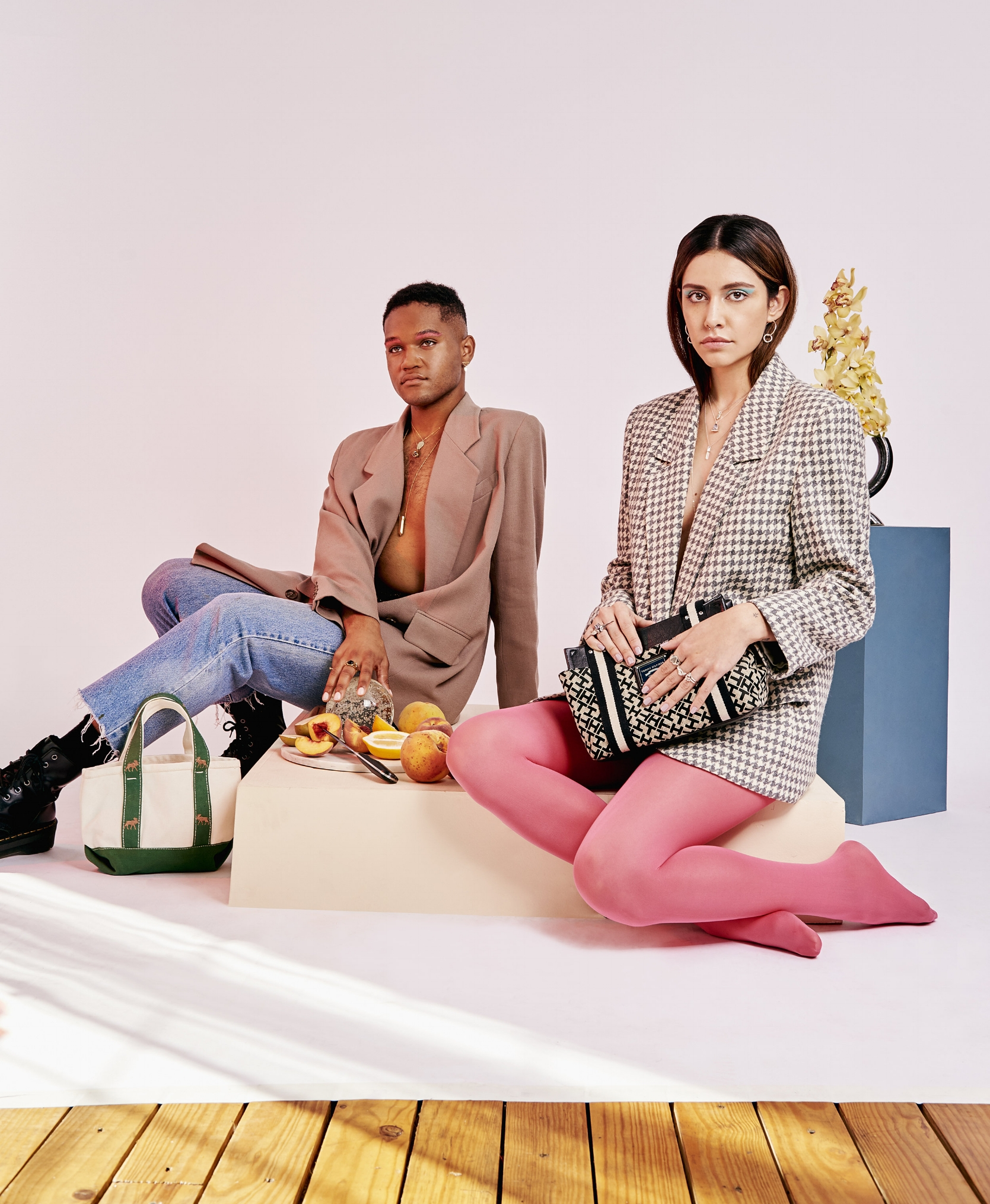 This photo and header image:  Ritual  X  Shop Journa l Lookbook Photos by  Stephanie Price
