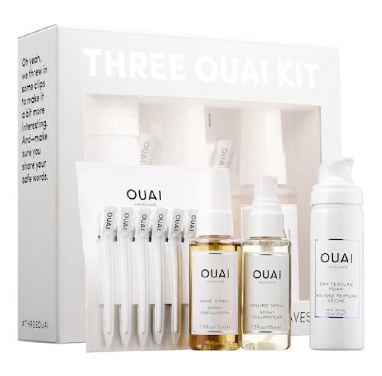 Three OUAI Kit (SALE)