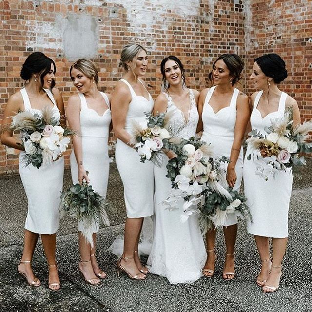 Wow what an amazing weekend celebrating the #fitzperfectly wedding of @mikhailla and @teddyfitzgerald ! Thankyou so much for choosing and trusting me to do your makeup. 🥰 Everything was perfection ✨ Makeup: @sashamareemakeup  Hair: @sass_and_niki_wedding_hair 🙌🏼 Photography: @bulb.creative  Florals: @daisyandcoflowers  Dress: @whitelilycouture - designer: @pronovias  Bridesmaids Dress: @forevernew_official  Bmaids Jewelry : @luna_and_yara  Event styling: @jj_style_co