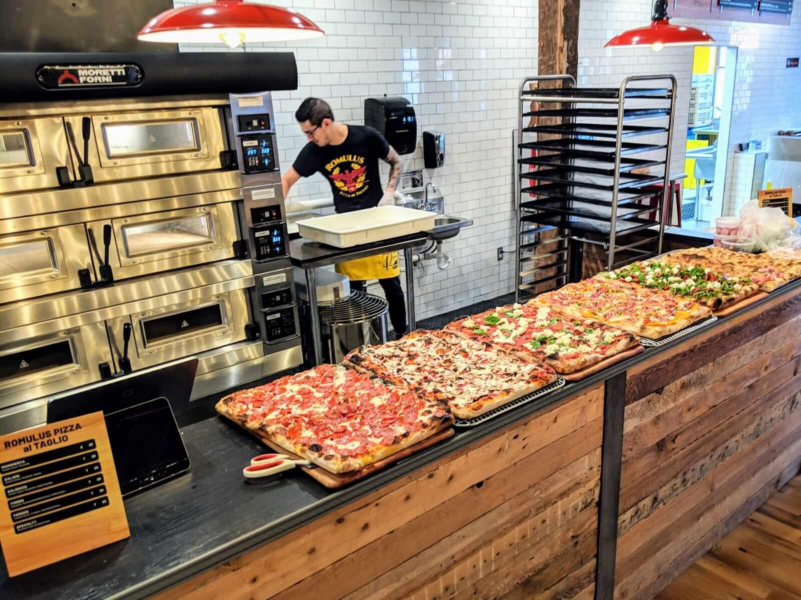 Romulus Pizza- 2nd floor (1).JPG