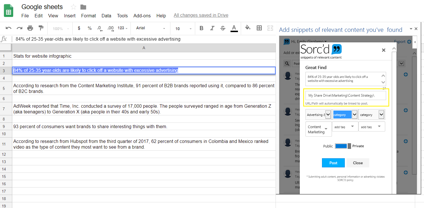 Google sheets_exporting snippets.png