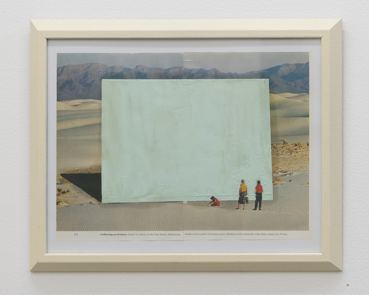 Family Enjoying Landscape, 2018