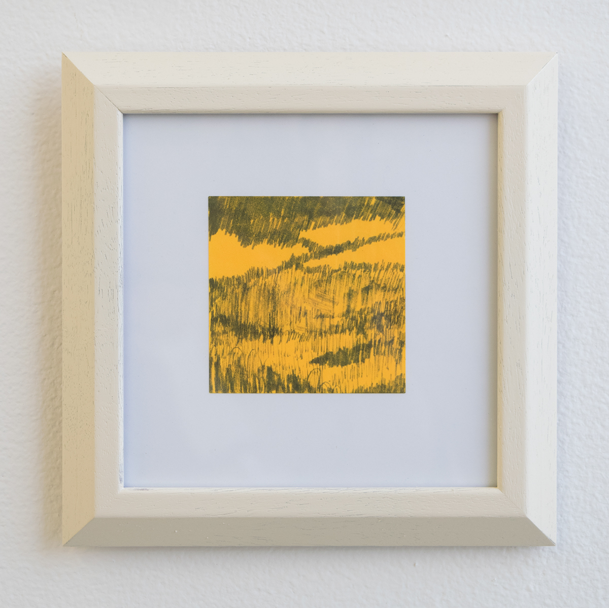 Landscape on Post-it #2, 2018