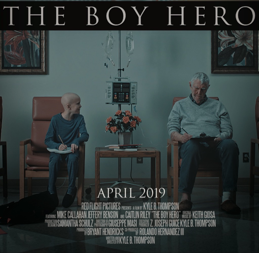 - The Boy HeroThe Boy Hero follows the story of an elderly man named Frank. Frank, who is isolated and withdrawn, is a live-in patient undergoing treatments in a hospital cancer ward. His lonely existence is completely interrupted when 8-year-old Max is admitted for treatment. The unlikely pair forge a bond over an art project that brings enrichment to both their lives