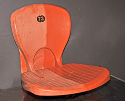See what we can do for your stadium seating  Free sample seat treatment available worldwide. What have you got to lose?