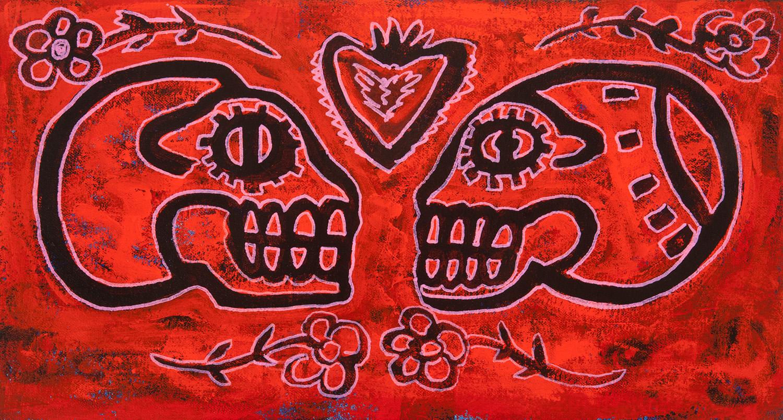 calaka love, 2014, 21x13