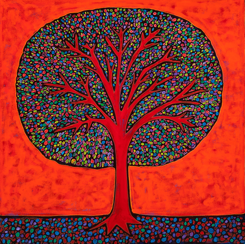 fruta, 2013, 24x24