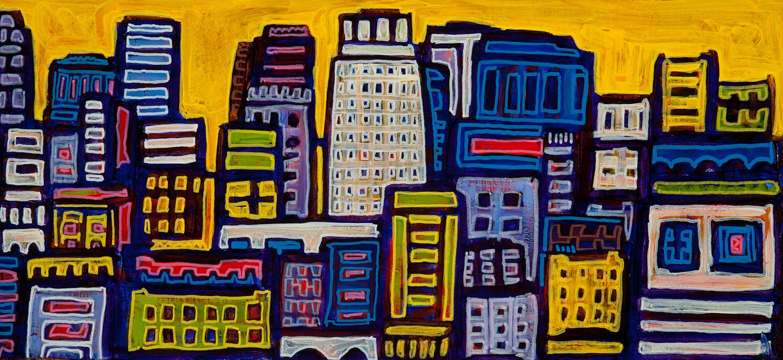 ciudad, 2013, 19x9