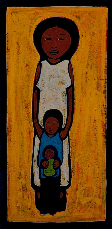 mama, 2009, 12x24