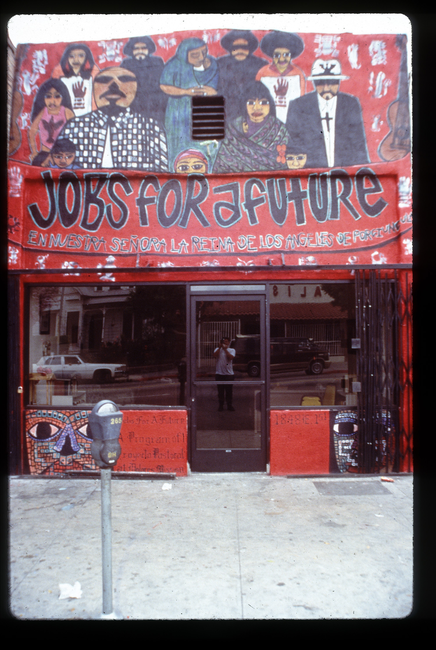 Jobs For a Future, East Los Angeles, California, 1994.