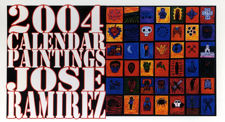 2004 Ramirez Art Calendar.