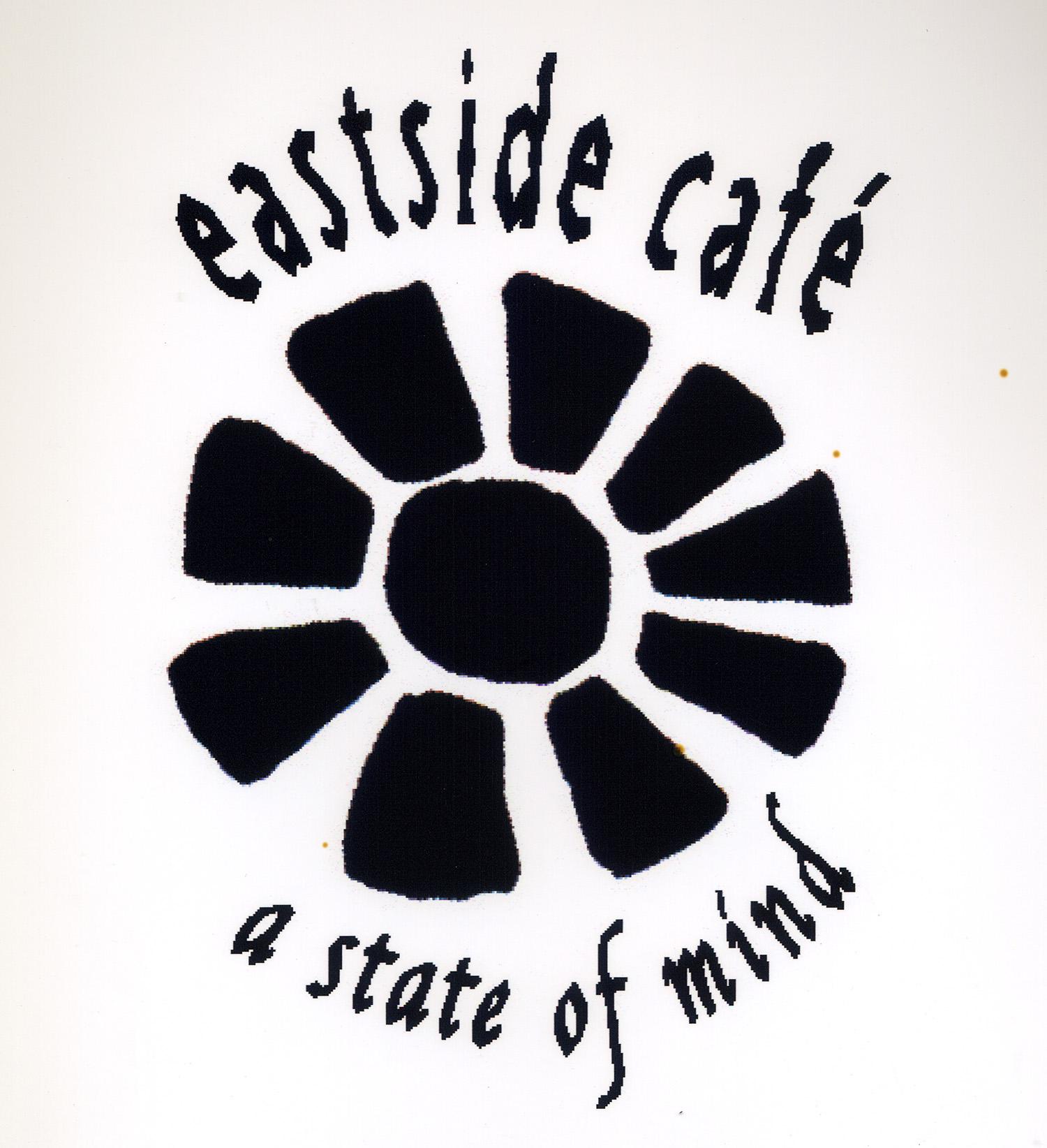 Logo for Eastside Cafe, 2003.