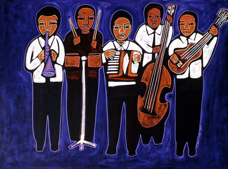 blues musicos