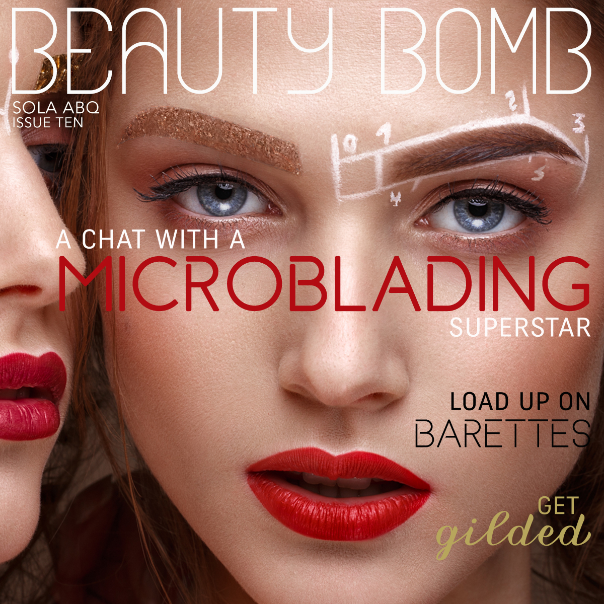 CLICK HERE TO READ THIS MONTH'S ISSUE OF BEAUTY BOMB