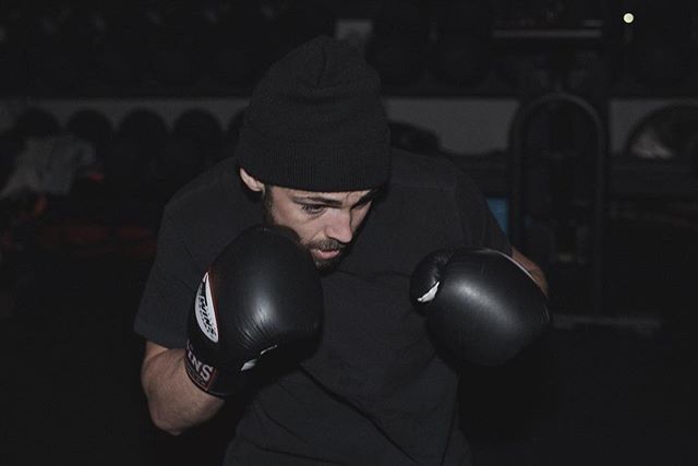 Summer is coming !! Bye bye beanie • • • #boxing #training #fitness #sydney