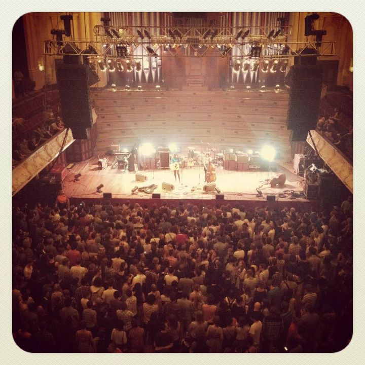 Fleet Foxes - Auckland Town Hall - January 2012 -2.jpg