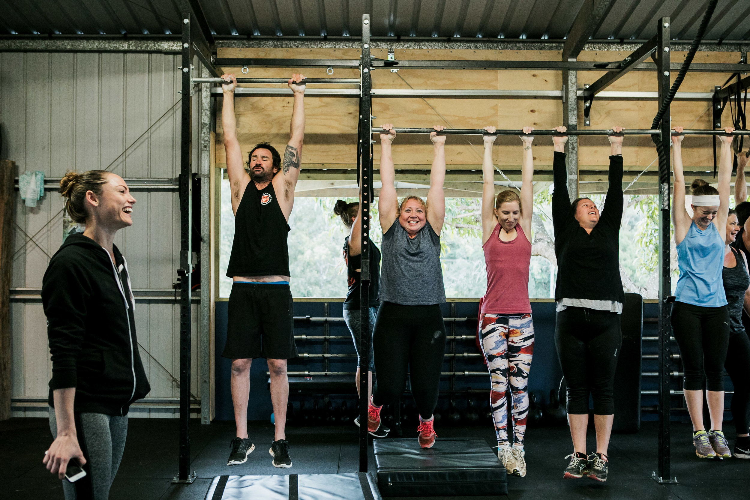 Wednesday - 5:30am - Strength & Conditioning9:30am - Strength & Conditioning (creche available)4:00pm - Youth Outdoor Training (7-12 years)4:00pm - Yoga - Nichola Spain - CLICK HERE TO BOOK CASUAL SESSION5:15pm - Outdoor Training