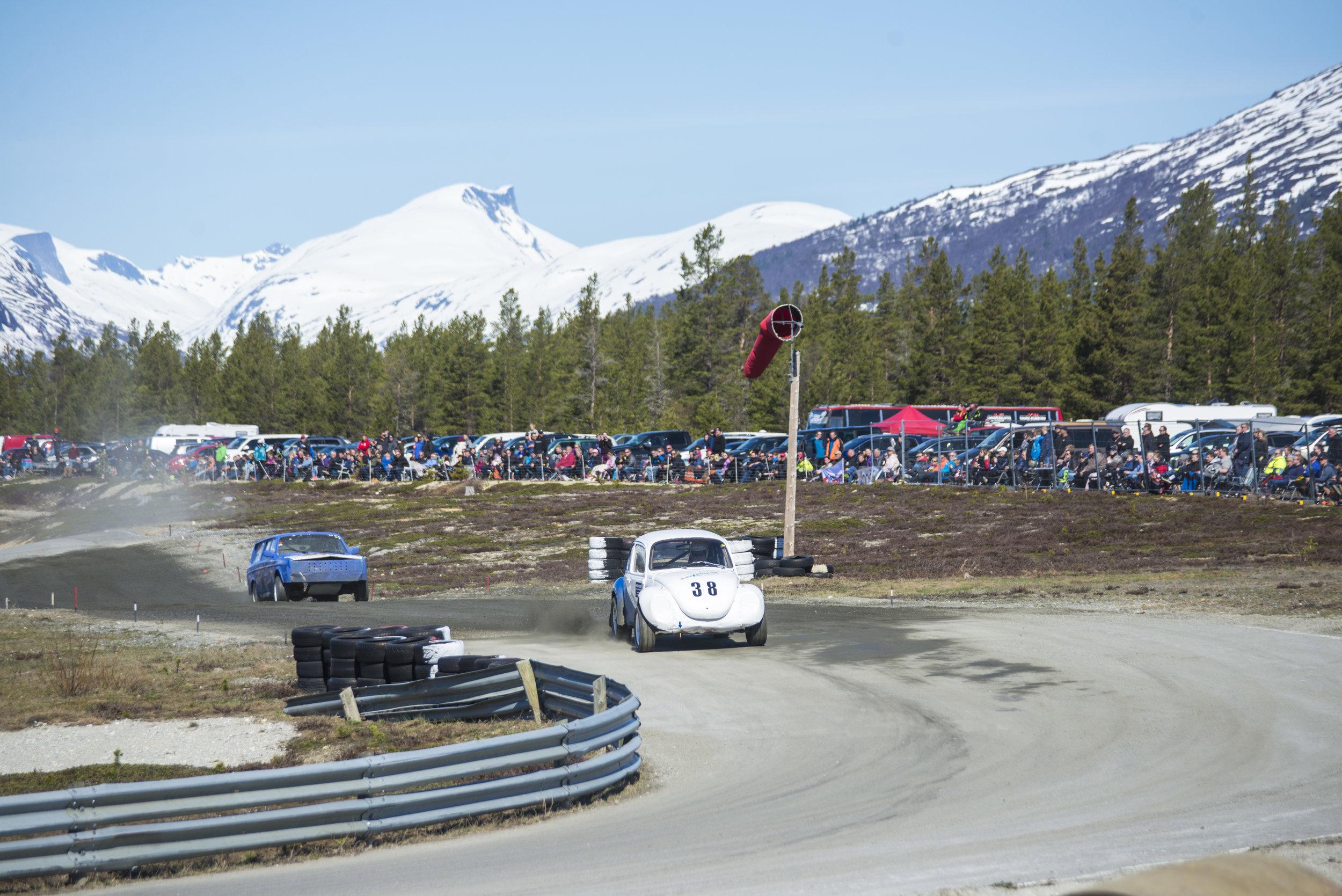 BIl- og motorcross -