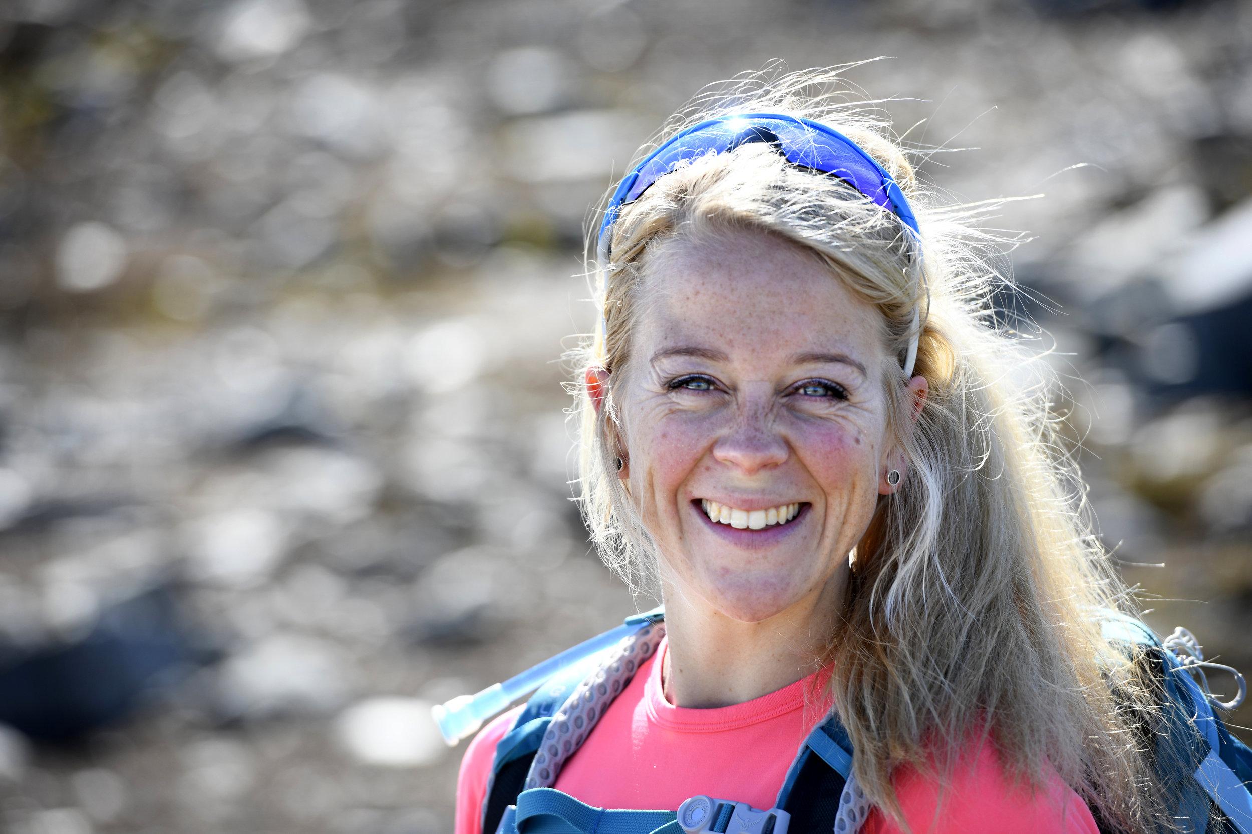 Mari Wedum - Nyinnfløtt, dagleg leiar av Visit Jotunheimen