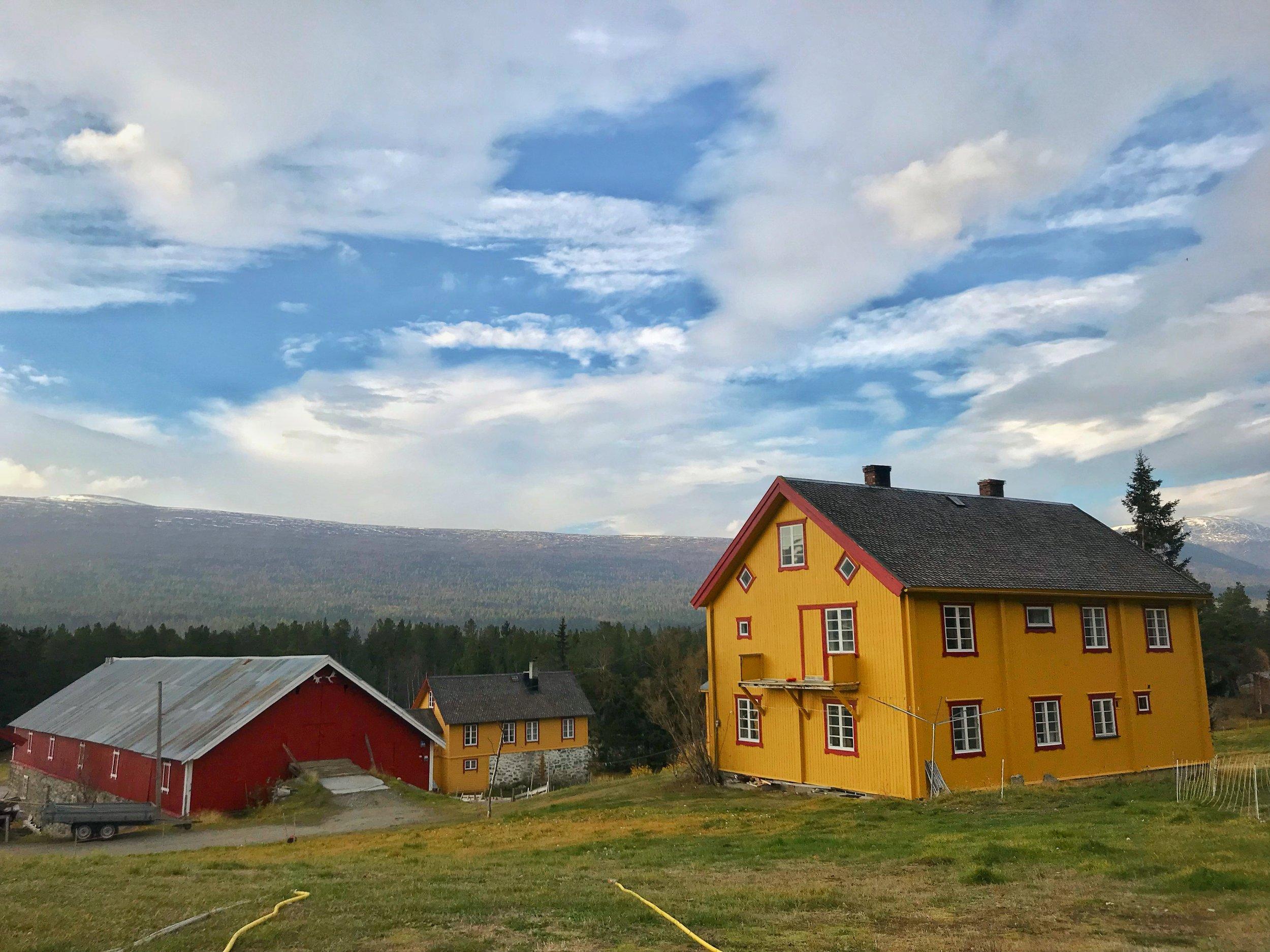 Ødegården - Romsdalsvegen 4937, Lesjaskog