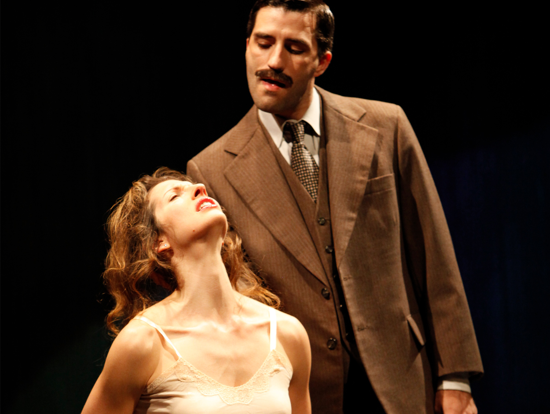 Alysia Reiner &Josh Tyson