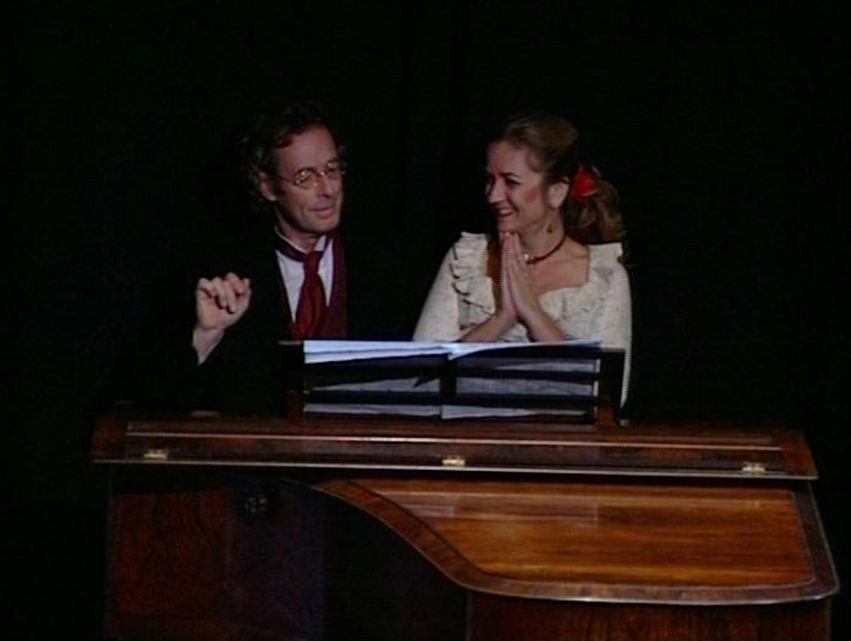 Patrick Dickson &Sandra Eldridge