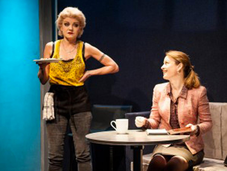 Alison Fraser & Margot White