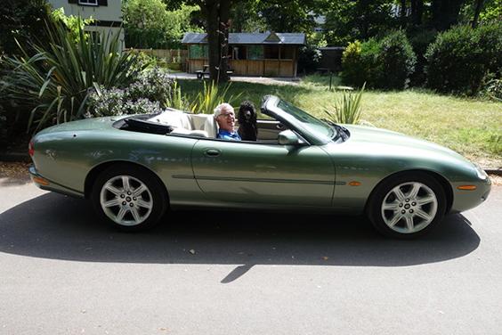 1999 Jaguar XK 8
