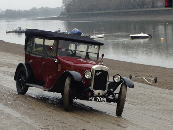 1927 Austin 12/4 Clifton