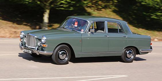 1 971 Austin 3 Litre