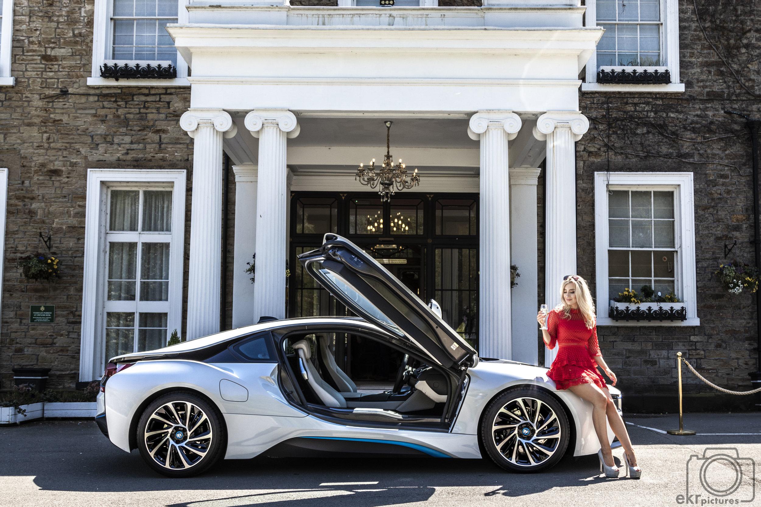 Buckingham Chauffeur -