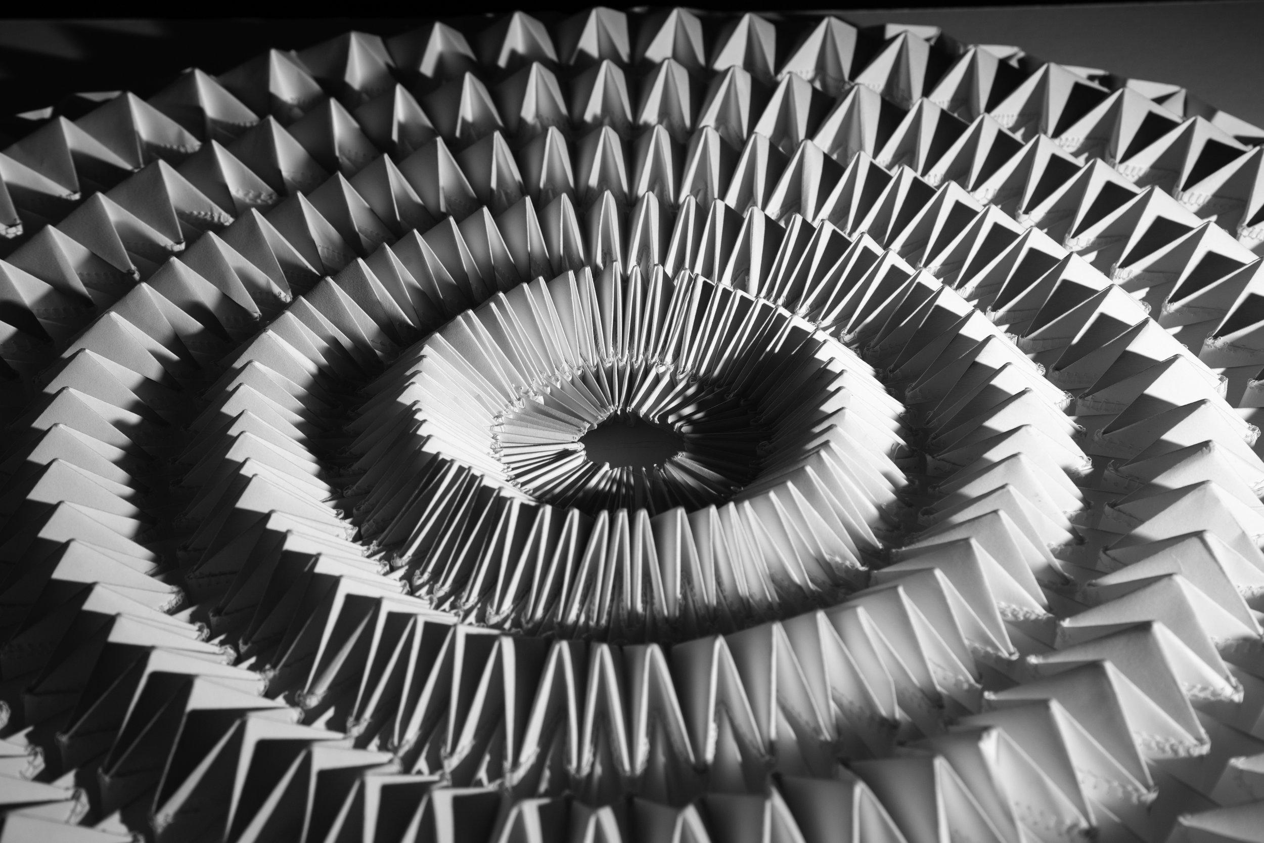 Paper folding Art -
