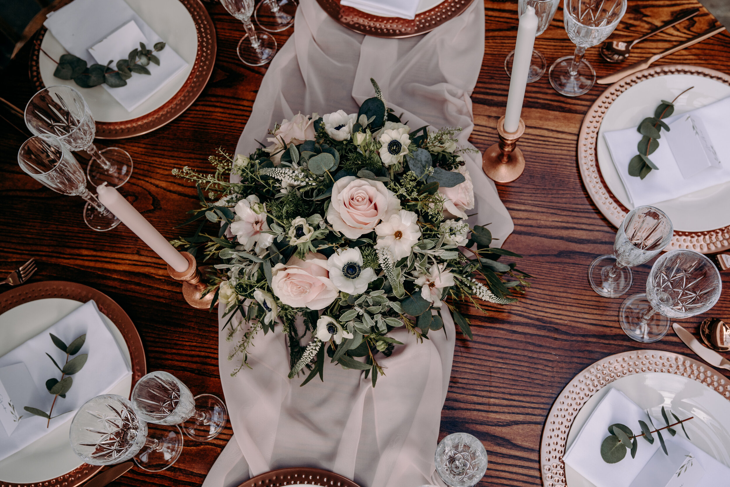 Luxe Bohemian Wedding Inspiration