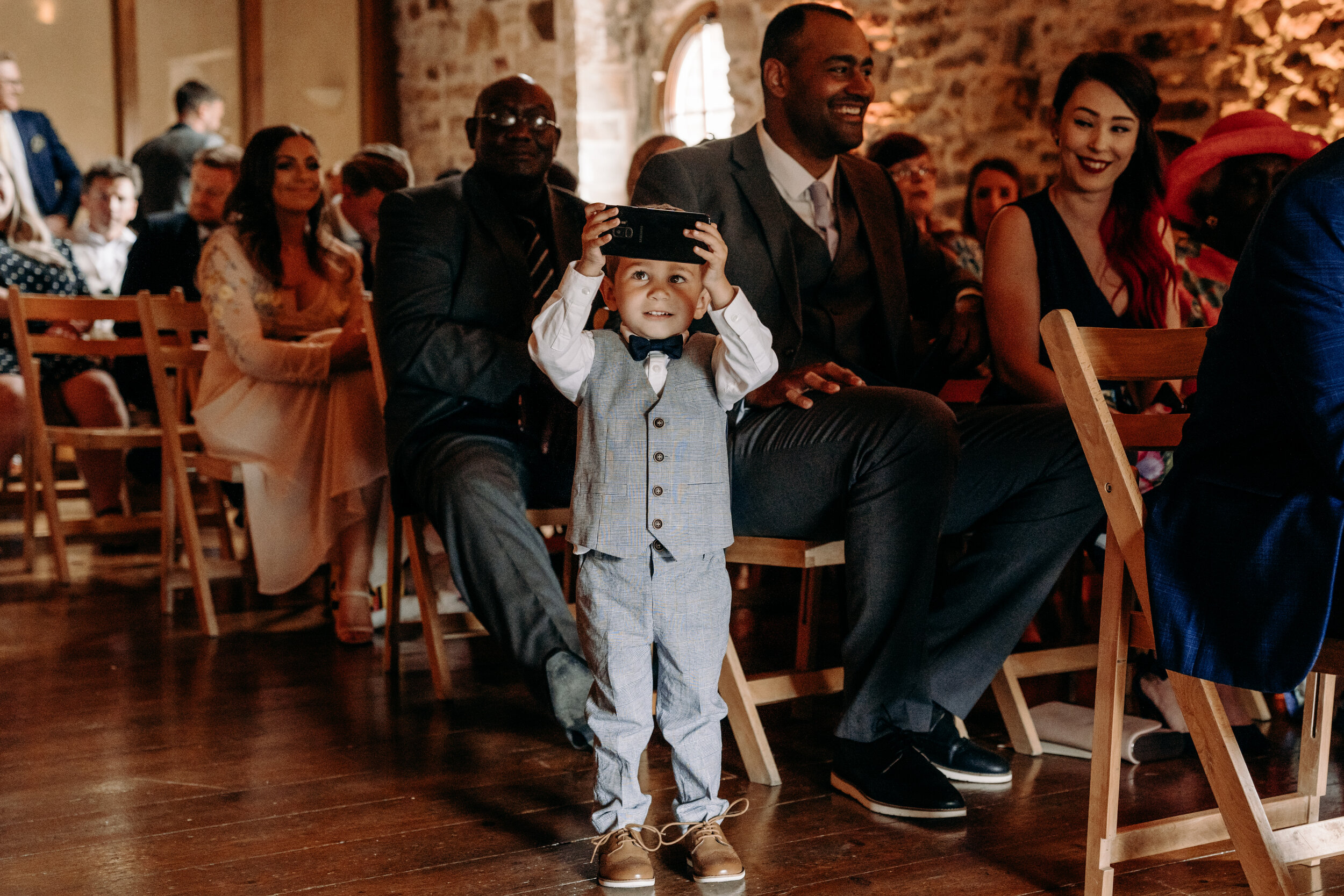 Child wedding photographer