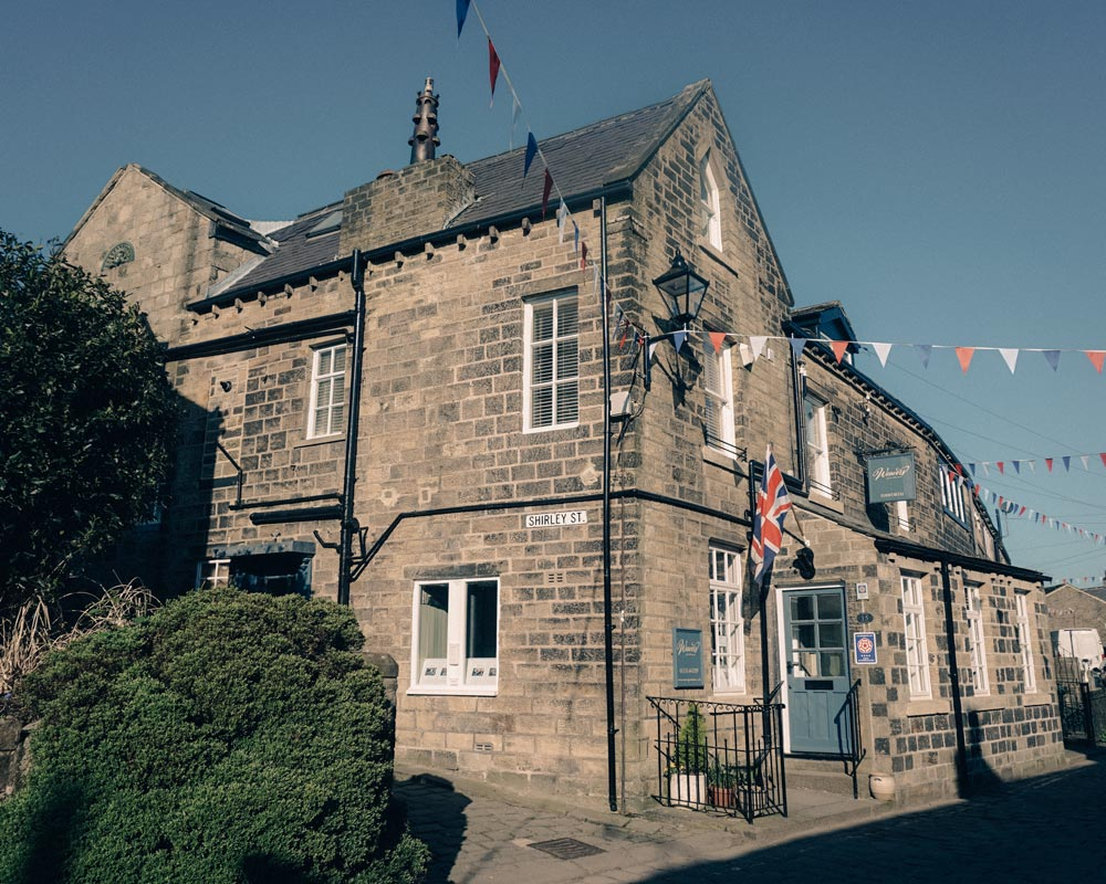 weavers guesthouse haworth