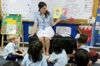 Stephanie Williams   Elementary School Counselor