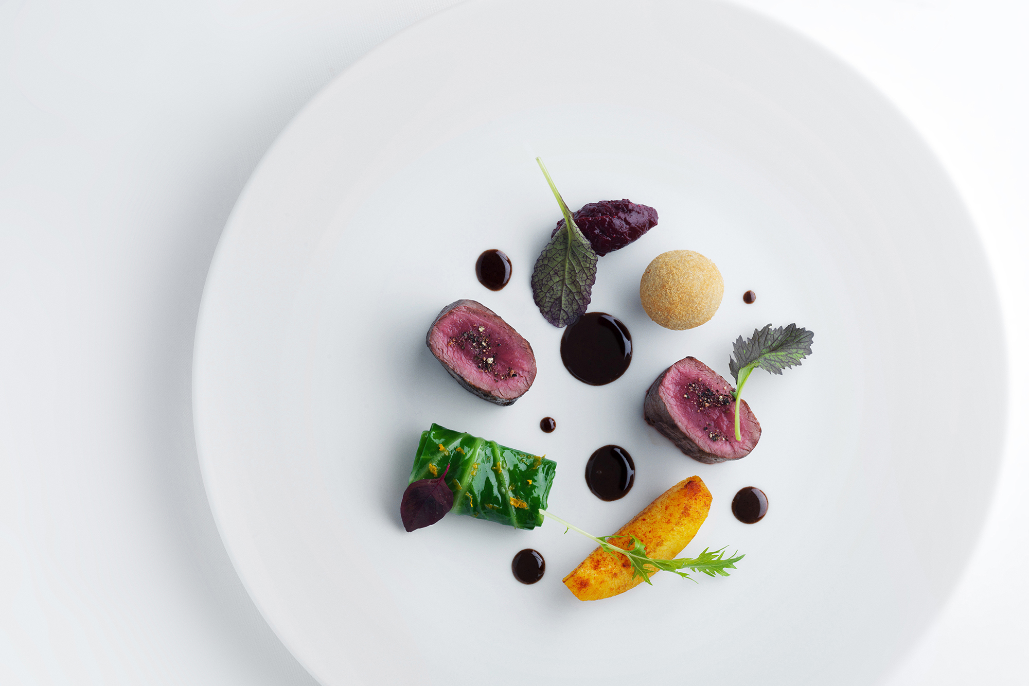 The Greenhouse London. Food - Arnaud Bignon