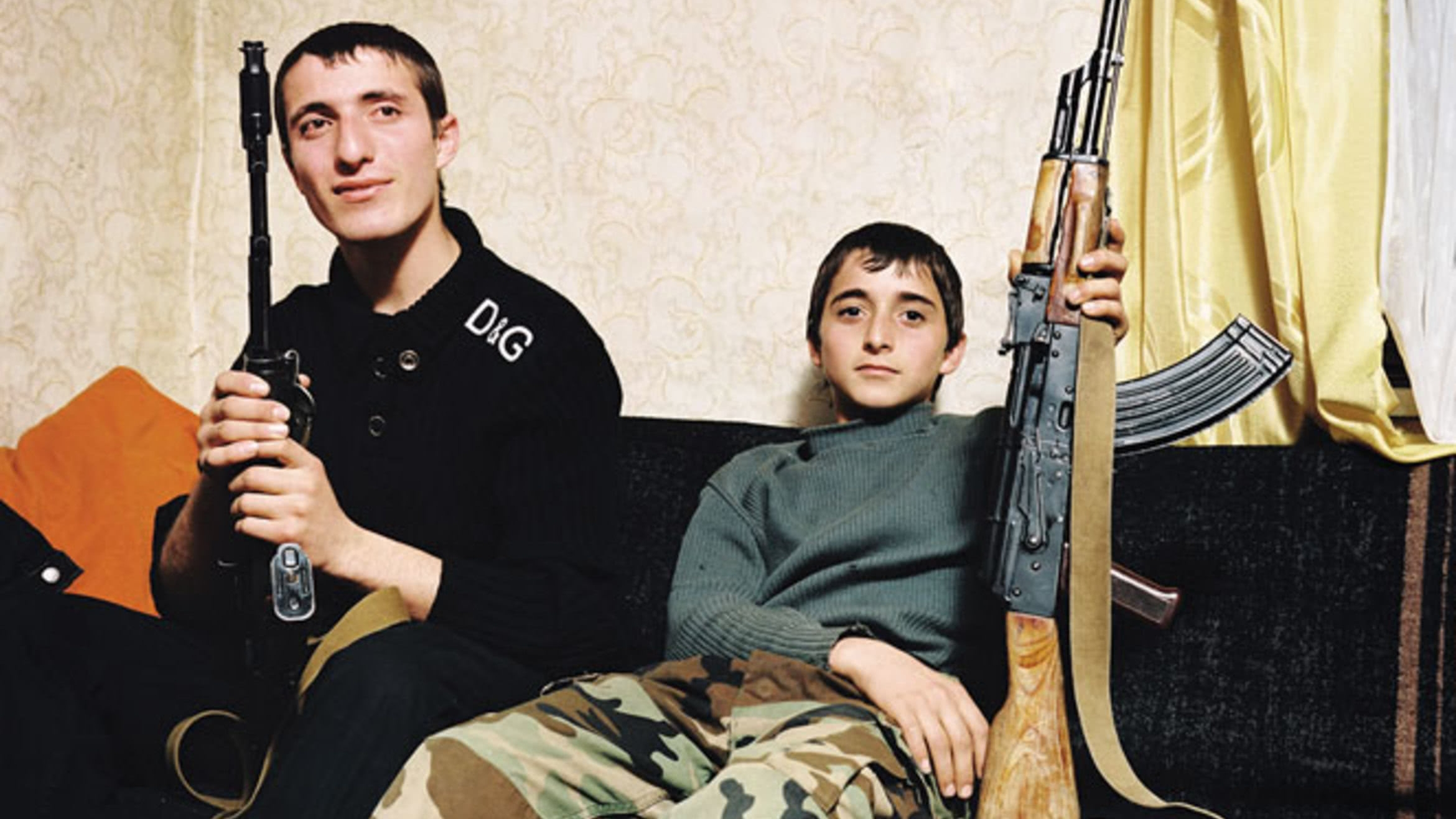 More stories on violence, conflict and its aftermath: - The Sochi Project