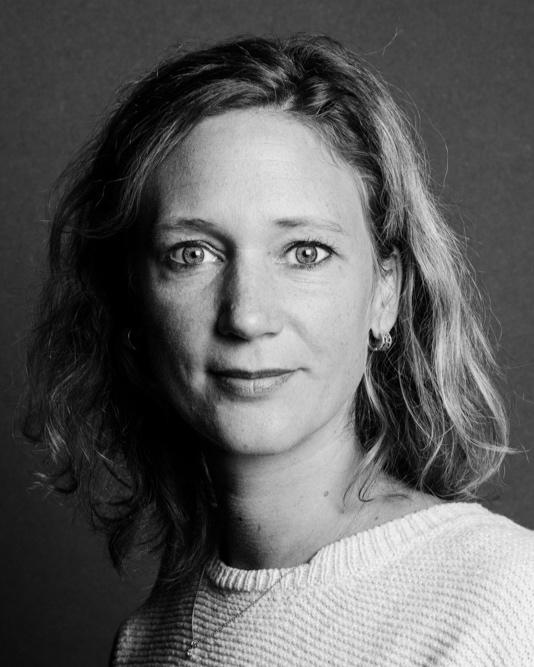 Els van Driel , documentairemaker  'Alles wat hier staat is slechts om een indruk te geven'