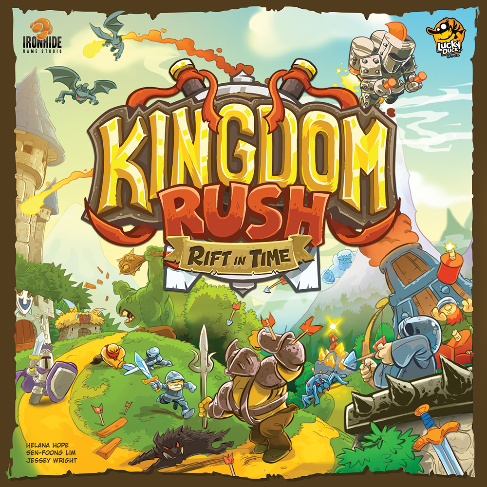 Kingdom Rush Rift In Time
