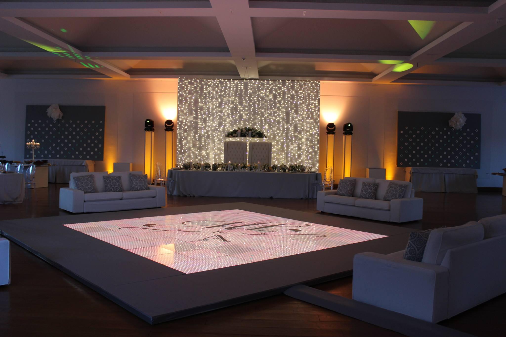 Dance floors -