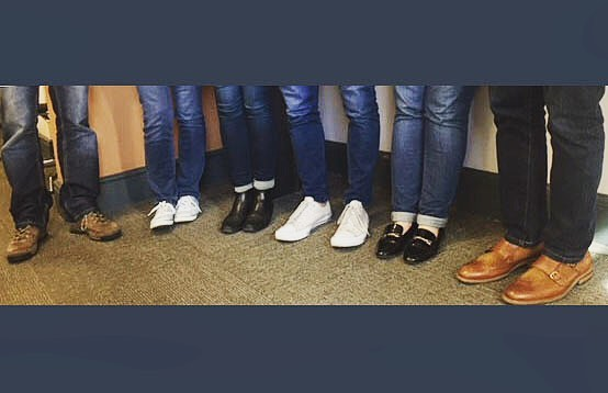 Jeans for Genes Day 2018 at Henry Mein Partnership Helping to make a real difference to the lives of children affected by life-altering genetic disorders. #jeansforgenes #jeansforgenesday