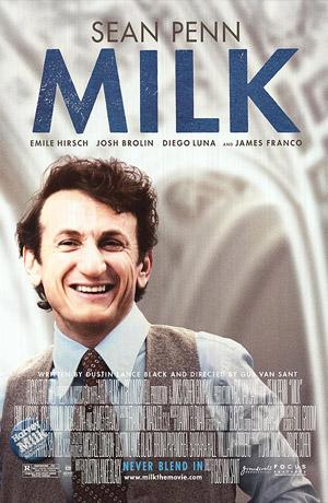 MILK - Executive Producer, Writer