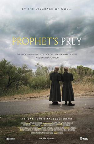 PROPHET'S PREY - Executive Producer
