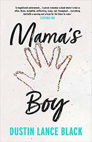 MAMA'S BOY: A STORY FROM OUR AMERICAS (U.K. COVER) -