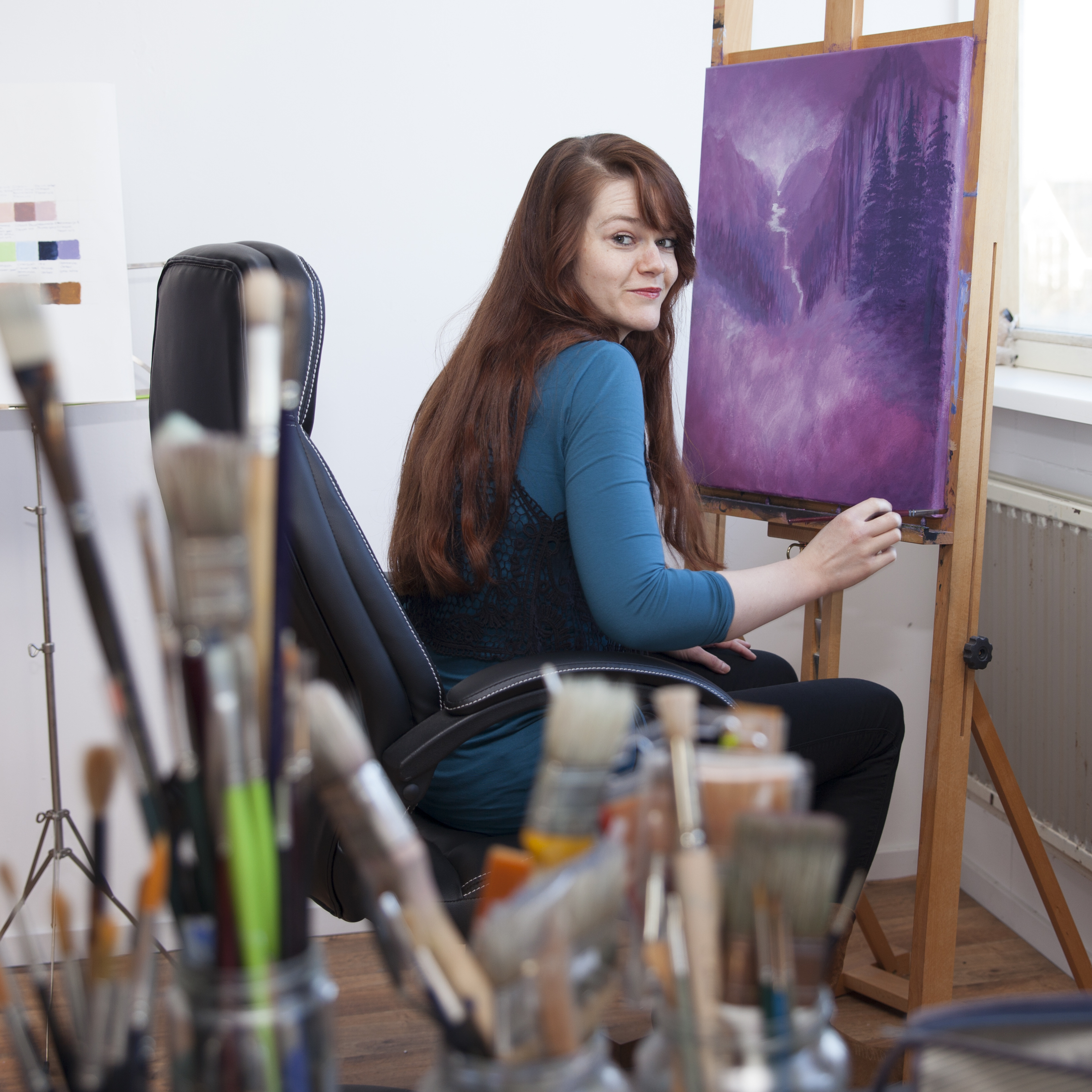 Welcome to my studio! - 17 & 18 November - 11:00 AM / 5:00 PMWitte Paal 50H Schagen
