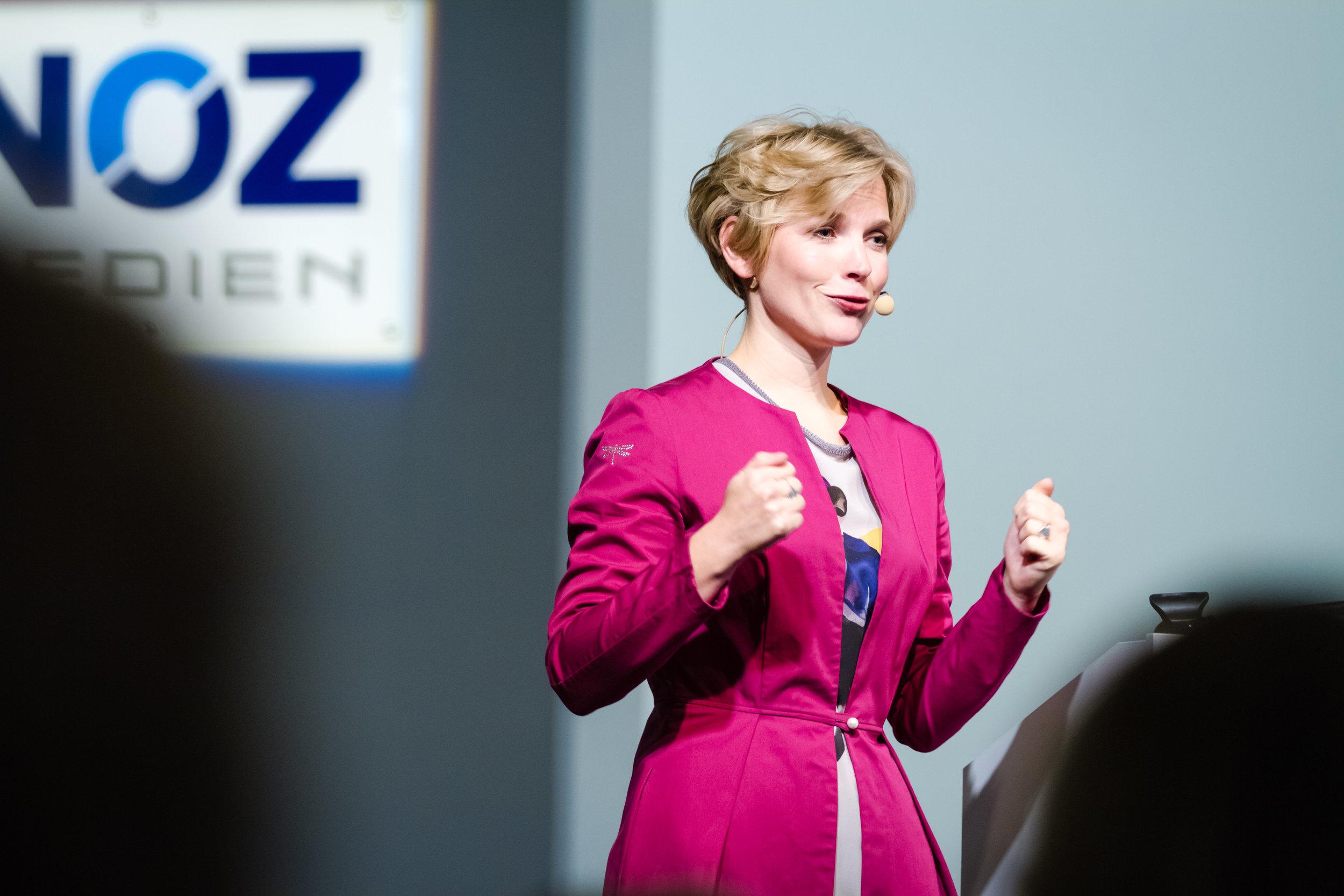 Impressionen aus einem Vortrag für die NOZ – Neue Osnabrücker Zeitung