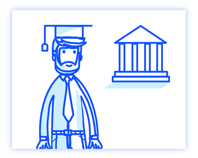UNIVERSITIES AND STUDENTCLUBS - Through The Financial Games, students from universities worldwide, get the opportunity to experience through simulations what it is like to excel in the world of finance and at the same time students work on their curriculum.