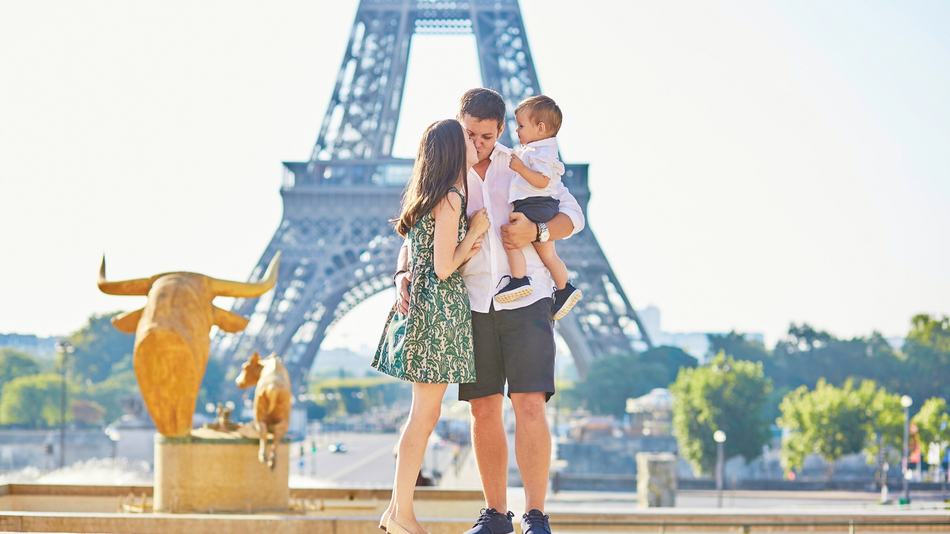 Move to Paris with kids